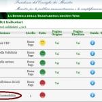 Bussola della trasparenza e monitoraggio obiettivi di accessibilità
