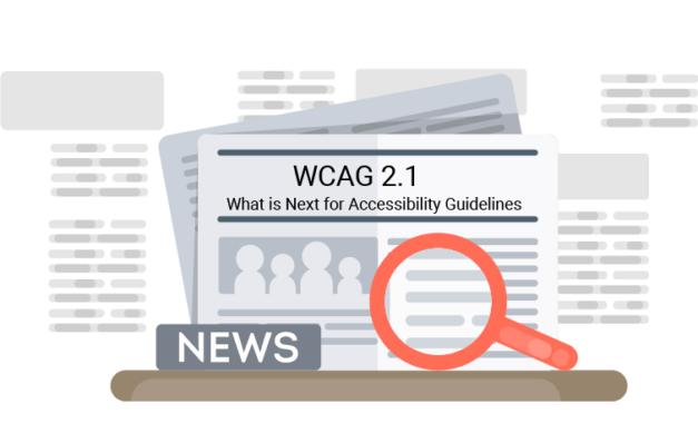 I nuovi requisiti dopo le WCAG 2.1: il possibile scenario